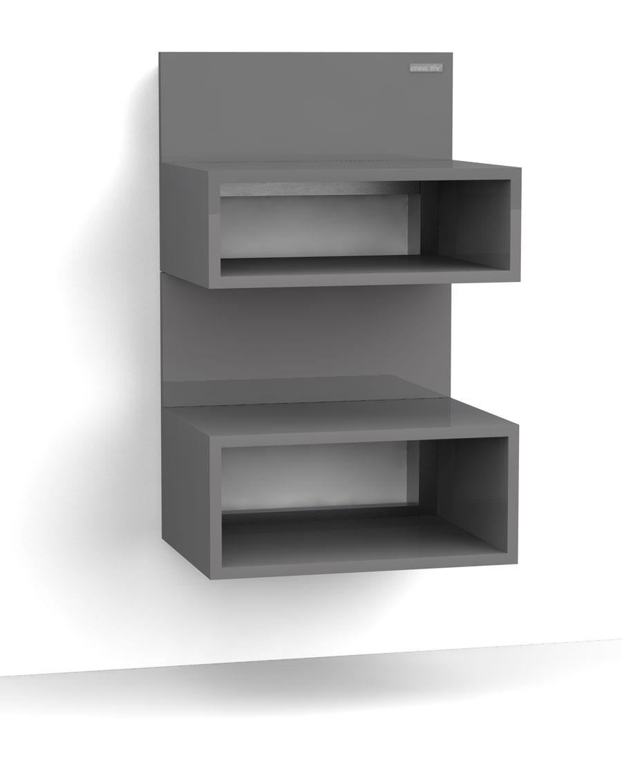 Boxit Wall Creaktiv Audiomöbel